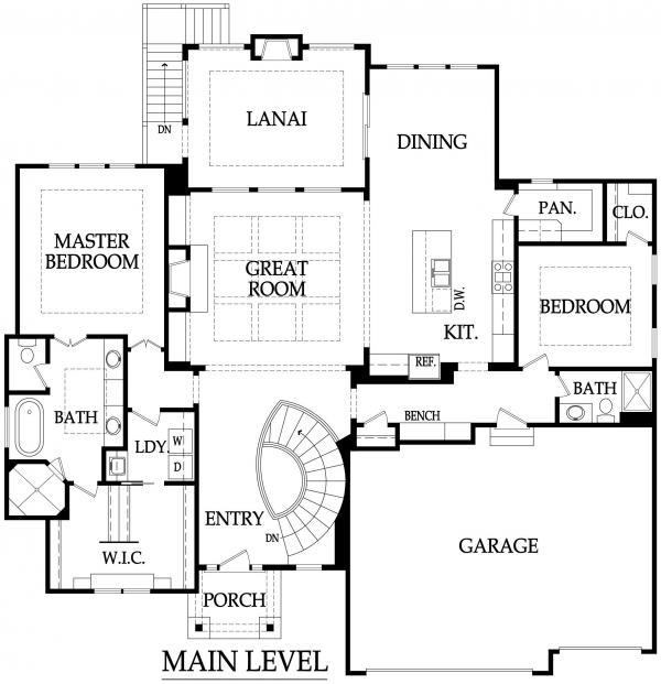 Woodbridge Home Exteriors: Woodbridge Custom Homes